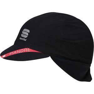 Sportful Fiandre NoRain čiapka čierna