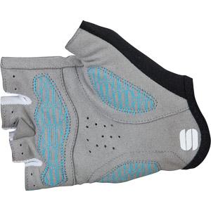 Sportful Pro dámske cyklo rukavice tyrkysové