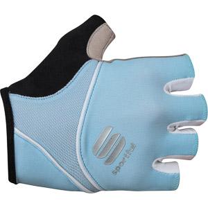 Sportful Pro dámske rukavice svetlomodré
