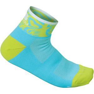 Sportful Primavera 3 dámske ponožky tyrkysové