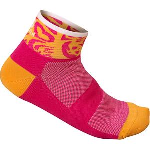 Sportful Primavera 3 dámske ponožky ružové