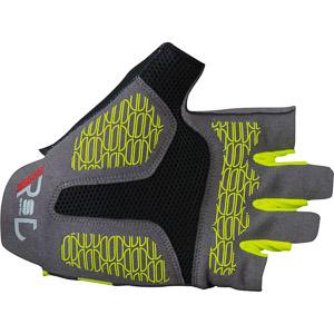 Sportful R&D Cima cyklo rukavice fluo žlté/čierne