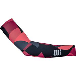 Sportful Primavera návleky na ruky ružové/čierne