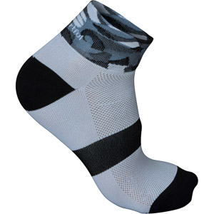 Sportful Primavera dámske 3 ponožky čierne/biele
