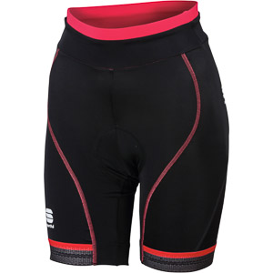 5be254d52ff4e Sportful Giro dámske cyklokraťasy čierne/ružové
