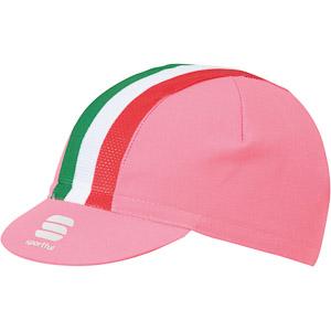 Sportful Italia čiapka ružová/Italia