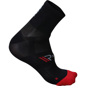Sportful R&D Cima 8 ponožky čierne/červené