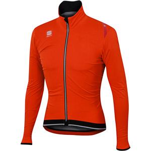 Sportful Fiandre Ultimate WS bunda červená/čierna