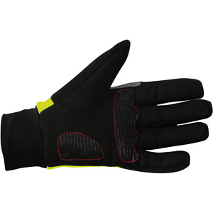 Sportful Polar cyklo rukavice fluo žlté/čierne