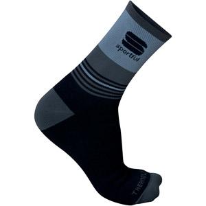 Sportful Arctic 13 Ponožky čierne/antracit
