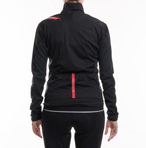 Sportful Fiandre Ultimate WindStopper bunda dámska čierna