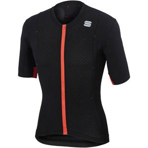 Sportful R&D Celsius cyklistický dres čierny