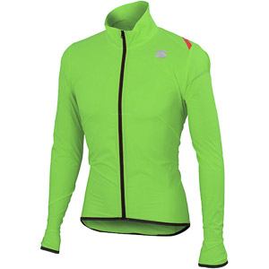 Sportful Hot Pack 6 bunda zelená fluo