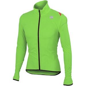 Sportful Hot Pack 6 bunda zelená fluo