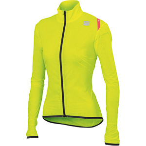 Sportful Hot Pack 6 dámska bunda žltá fluo