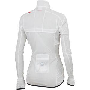 Sportful Hot Pack 6 dámska cyklistická bunda biela