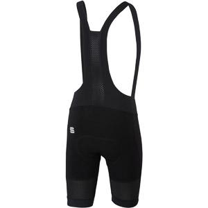 Sportful Celsius Kraťasy s trakmi čierne