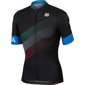 Sportful Italia dres čierny