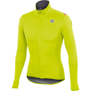 Sportful Fiandre Light NoRain bunda žltá fluo