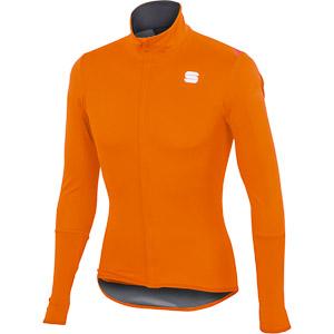 Sportful Fiandre Light NoRain top oranžový