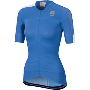 Sportful Bodyfit Pro 2.0 Evo Dámsky dres modrý