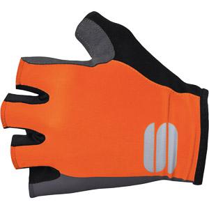Sportful Bodyfit Pro Rukavice oranžové/tmavosivé