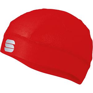 Sportful Infinite čiapka pod prilbu červená