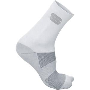 Sportful Ride 15 ponožky biele