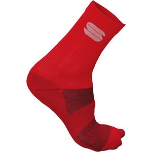 Sportful Ride 15 ponožky červené