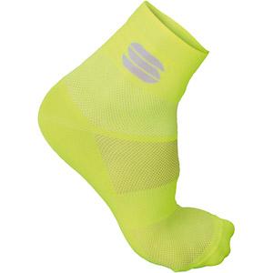 Sportful Ride 10 ponožky fluo žlté