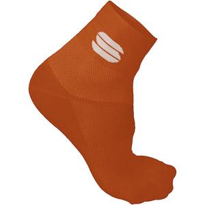 Sportful Ride 10 ponožky oranžové