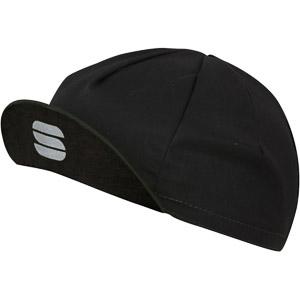 Sportful Infinite šiltovka čierna