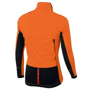 Sportful Fiandre Cabrio bunda oranžová