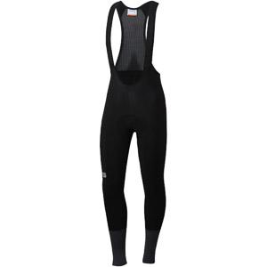 Sportful Giara nohavice s trakmi čierne