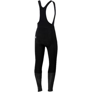 Sportful Total Comfort nohavice s trakmi čierne