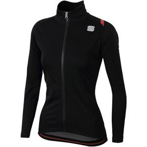 Sportful Fiandre Ultimate2 WindStopper bunda dámska čierna