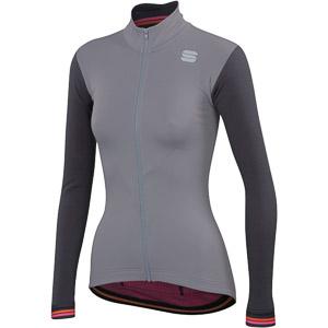 Sportful Grace Thermal dámsky dres sivý/antracitový