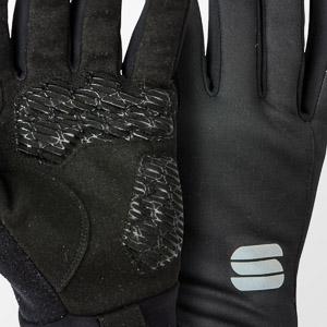 Sportful WindStopper Essential 2 rukavice čierne