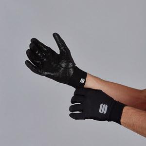 Sportful NoRain rukavice čierne