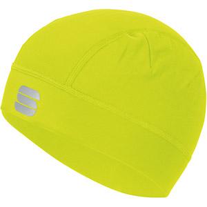 Sportful Edge čiapka žltá fluo