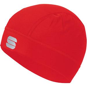 Sportful Edge čiapka čierna/červená