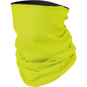 Sportful Thermal nákrčník čierna/antracit/fluo žltá