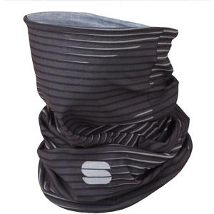 Sportful Light nákrčník antracit/čierna/sivá