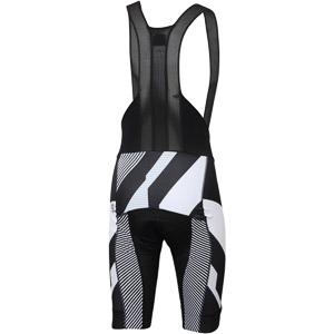 Sportful Bodyfit 2.0 LTD X-Kraťasy s trakmi čierne/biele/antracitové