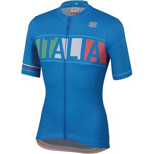 Sportful Italia Dres  modrý
