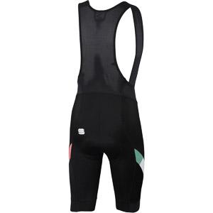 Sportful Neo ITALIA Kraťasy s trakmi  čierne