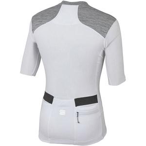 Sportful SuperGiara Dres sivý/ biely