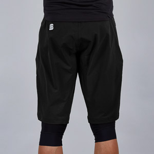 Sportful Giara Vrchné kraťasy čierne