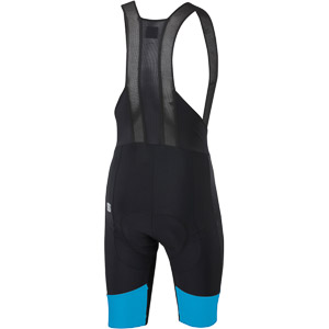Sportful Gts kraťasy s trakmi čierne/modré