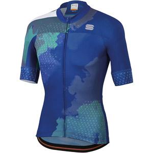 Sportful Bodyfit Team 2.0 Dolomia Dres  modrý